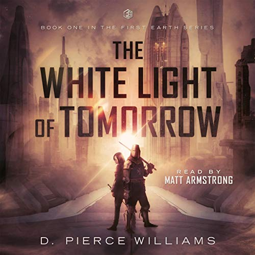 Couverture de The White Light of Tomorrow