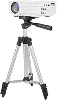JF-3110 28-65cm Aluminum Alloy Tripod Portable Lightweight Travel 3-sections Stand w/Phone Holder 1/4inch Screw Hole for P...
