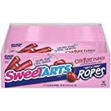 SweeTARTS Soft and Chewy Ropes, Cherry Punch, 3 Ounces (Pack of 12-36 Count)