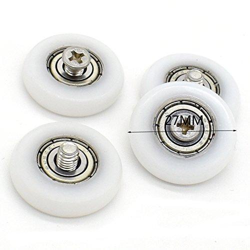 joint en silicone pour la protection contre les fuites deau STEIGNER Joint de douche 60cm SDD02 T-18 transparent