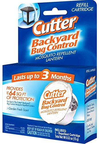 Cutter 96177 Cutter Backyard Bug Control Refill Cartridge