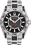 Bulova Precisionist Champlain Diver Men's Date Dive Watch, 96B156