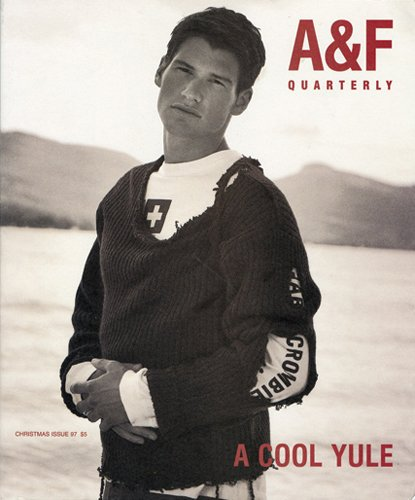 A&F Quarterly, A Cool Yule, Christmas 1997, Abercrombie and Fitch