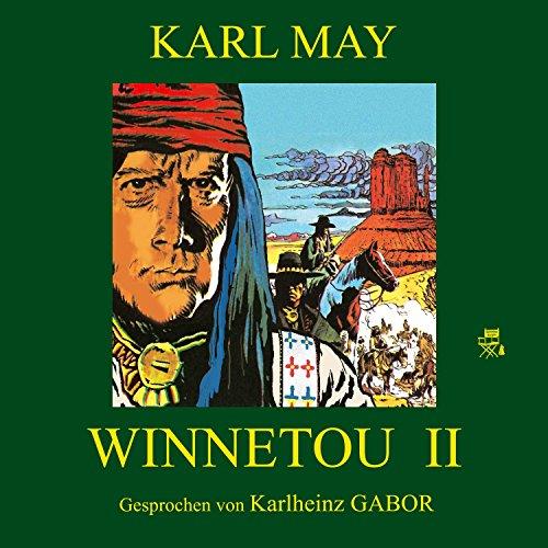 Winnetou II cover art