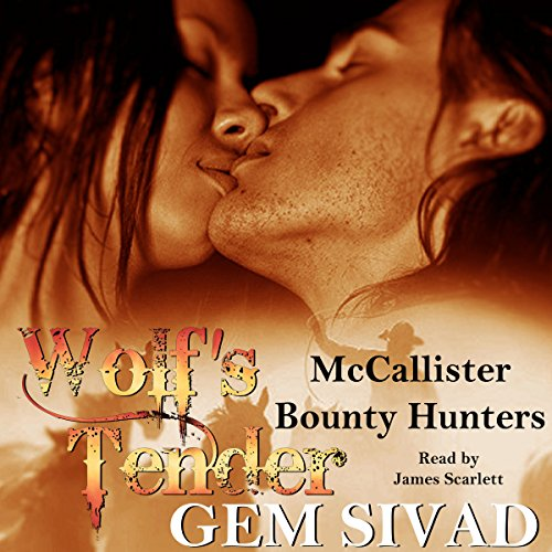 Wolf's Tender audiobook cover art