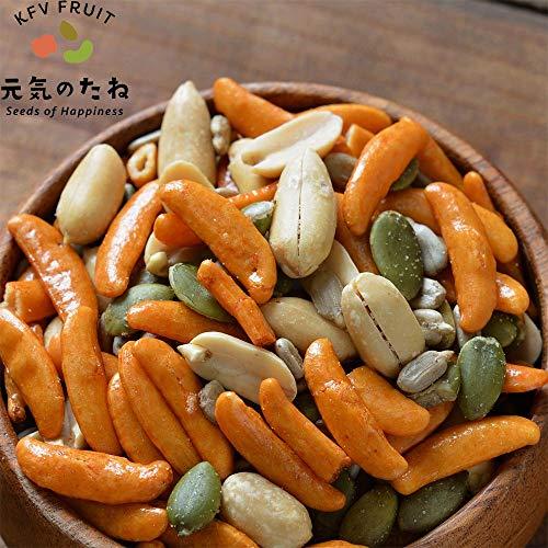 ナッツ 専門店 柿ピー & かぼちゃの種 & ひまわりの種 1袋 200g