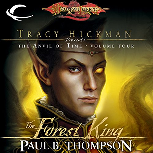 The Forest King audiobook cover art