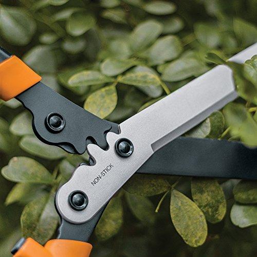 Fiskars Garden 392861-1002 Powergear2 Hedge Shears, 23
