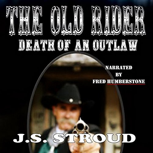 The Old Rider audiobook cover art
