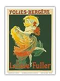 Folies Bergères, La Loïe Fuller; Fuller War Ein