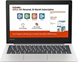 New Lenovo 130S 11.6' HD Laptop, Intel Celeron (2 core) N4000 1.1GHz up to 2.6GHz, 4GB Memory, 64GB...