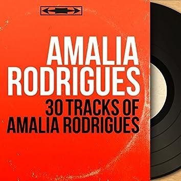 30 Tracks of Amalia Rodrigues (Mono Version)