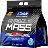 USN Supplements Anabolic Mass, Cookies & Cream, Sports...