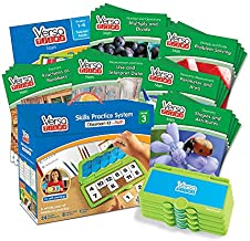 hand2mind VersaTiles Math Classroom Kit with Self-Checking Puzzle for Kids (Grade 3) - Fractions, Number and Operations, and Geometric Measurement, 24 Student Activity Books and 1 Teacher Guide