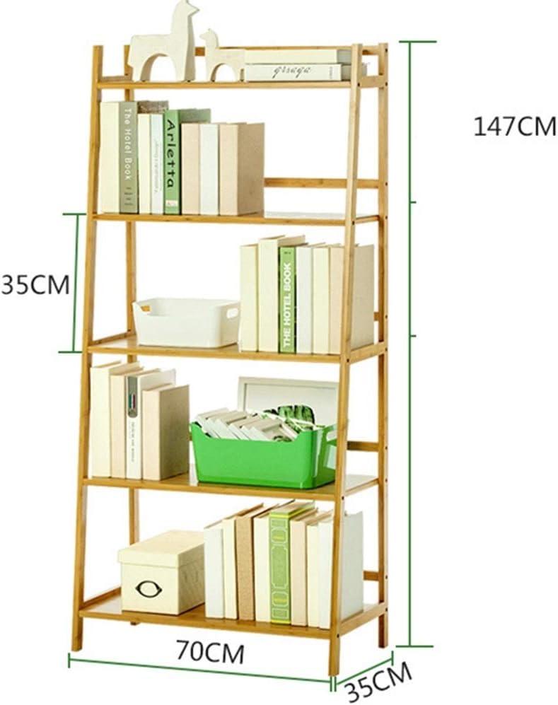Librero Estantería Cremallera 5-Tercer Librero Inicio ...