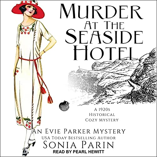 Murder at the Seaside Hotel cover art