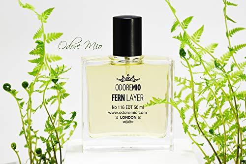 Odore Mio Fern Layer Eau de Toilette Natürliches Farn-Parfüm
