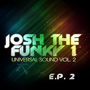 Universal Sound Vol. 2  (EP 2)