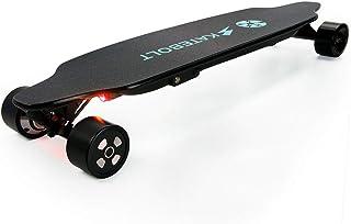 SKATEBOLT Tornado II Electric Skateboard 26 MPH Top Speed 24 Miles Range,6 Months Warranty 4 Speed Modes Electric Longboar...