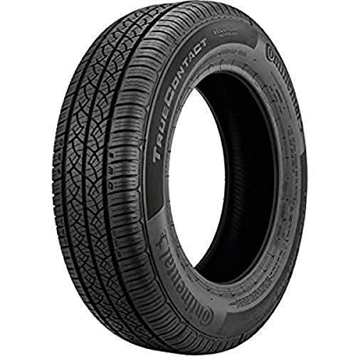 Continental TrueContact Tour Performance Radial Tire-235/60R18 103H
