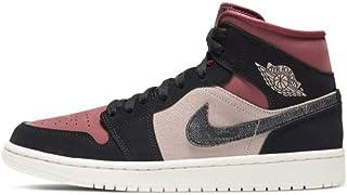 Nike Wmns Air Jordan 1 Mid, Scarpe da Basket Donna