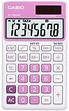 CASIO SL-300NC-PK - Calculadora básica, 9 x 70 x 118.5 mm, rosa
