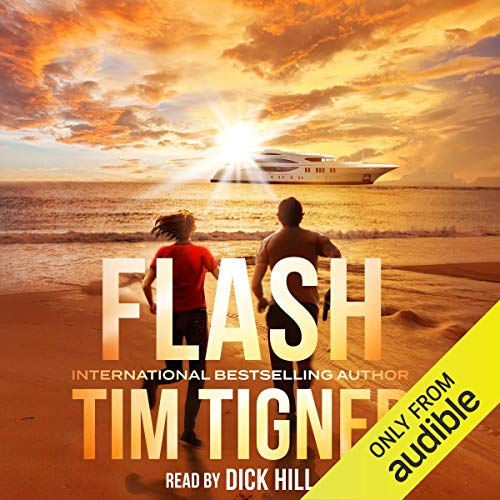 Flash Audiobook By Tim Tigner cover art
