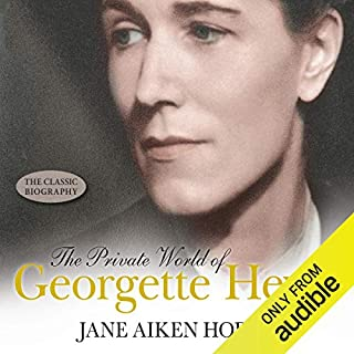 The Private World of Georgette Heyer Titelbild