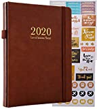 Best Business Planners - 2020 Deluxe Law of Attraction Life Planner Review
