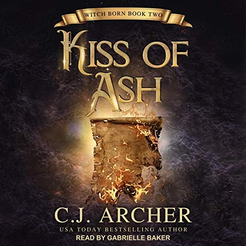 Kiss of Ash cover art