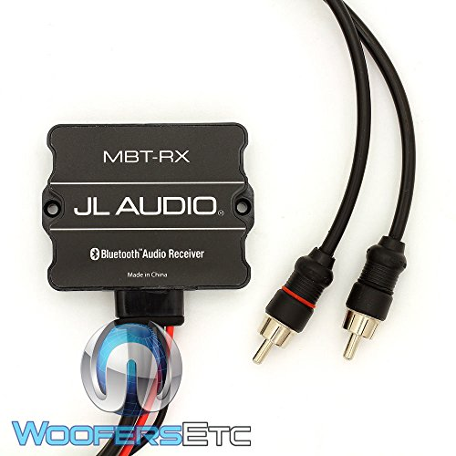 JL Audio MBT-RX Bluetooth Audio Receiver