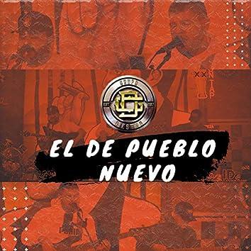El De Pueblo Nuevo (En Vivo)