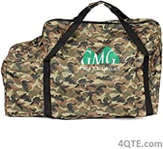 Green Mountain Grill CAMO Tote Bag for Davy Crockett BBQ GMG-6015
