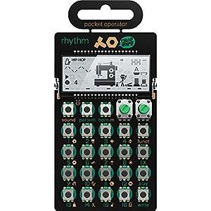 Teenage Engineering PO-12 Pocket Operator Rhythm Drum Machine by Cascio Interstate Music