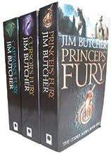 Jim Butcher Collection: Cursor's Fury, Captain's Fury & Princeps' Fury Bk. 3, 4 & 5 (Codex Alera)