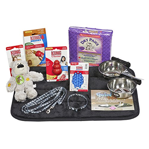 Mid-West Puppy Starter Kit with Top Brands for Small Breed Dogs