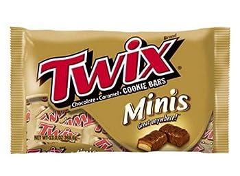 Twix Bite Size Candy Bars - 3 lb.