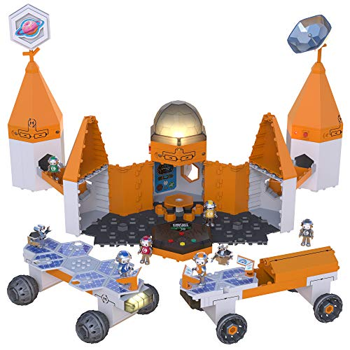 Circuit Explorer Deluxe Base Station, Building Set & Beginner Circuit Building, STEM Toy, Perfect for Kids Ages 6+