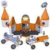 Learning Resources- Estación Base Deluxe de Explorador de circuitos, Juguete de Stem, 6+ años (EI-4202)