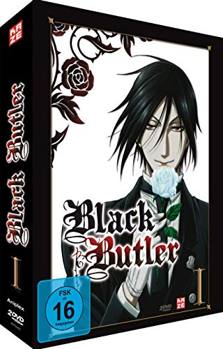 Black Butler - Staffel 1 - Vol. 1 - [DVD]