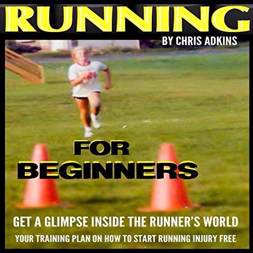 Running for Beginners audiobook cover art