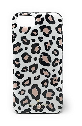 Kate Spade New York Leopard Print Protective Rubber Case For iPhone 7 & iPhone 6
