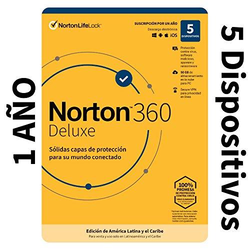 disco duro wifi de la marca Norton