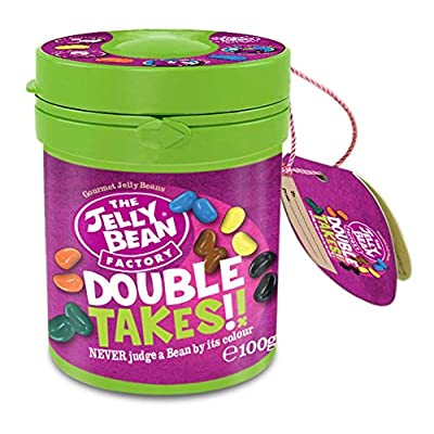 the jelly bean factory double takes 100 g can The Jelly Bean Factory Double Takes 100 g Can 51TfkpclA1L