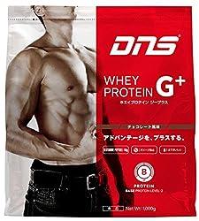 DNS ホエイプロテインG+チョコレート風味1kg