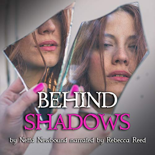 Behind Shadows audiobook cover art