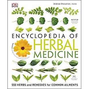 Encyclopedia Of Herbal Medicine 550 Herbs and Remedies for Common Ailments:Canliiddaa