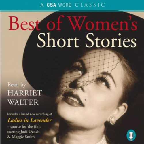 Best of Women's Short Stories audiobook cover art