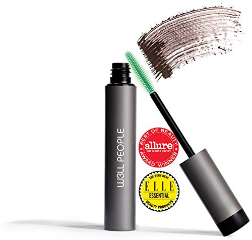 W3LL PEOPLE - Natural Expressionist Mascara (Pro Brown) | Clean, Non-Toxic Formula