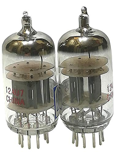 Why Should You Buy Shuguang Brand 12AU7 Vacuum Tube VaIve Instead of ECC82 ECC802S 6N10 for HiFi Hi-...